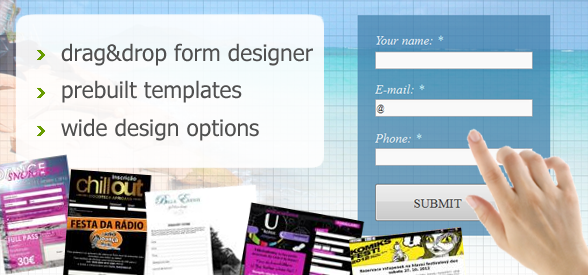 Create online form