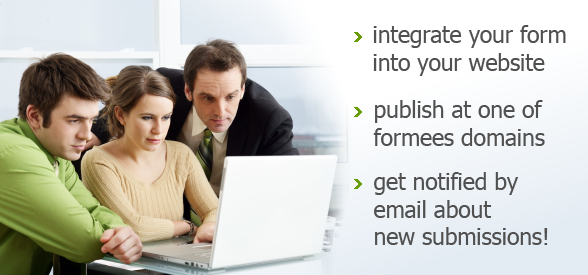 Publish your form